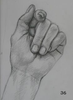 Pencil Drawing Tutorials Hand drawing tutorials / demos « Portrait Artist from Westchester, NY – Anne Bobroff-Hajal Pencil Drawing Tutorials, Pencil Art Drawings, Art Drawings Sketches, Art Tutorials, Sketches Of Hands, Drawings Of Hands, Eye Drawings, Art Illustrations, Paintings Of Hands
