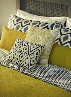 This image shows success through the use of pattern and texture