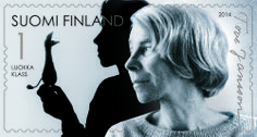 Finnish Post Office issues stamps in celebration of Tove Jansson's Helsinki, Office Issues, Tove Jansson, Illustrator, I Need To Know, Mail Art, Postage Stamps, Comic Strips, Nostalgia