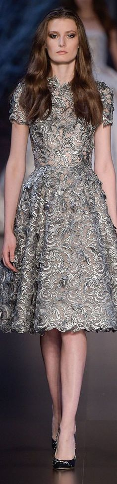 Ralph & Russo fall winter 2015/16 couture