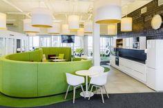 Activity based office by Gullstén-Inkinen Design & Architecture, Helsinki – Finland