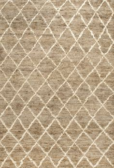 nuloom hand knotted danika natural
