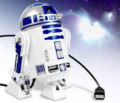 Star wars - Usb хаб R2D2