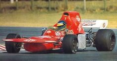 1972 Ronnie Peterson, March 721