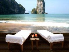 Centara Grand Beach Resort & Villas Krabi - Beach Thailand. Honeymoon!