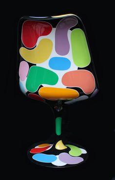 Chaise tulip Saarinen http://www.schiepan.com