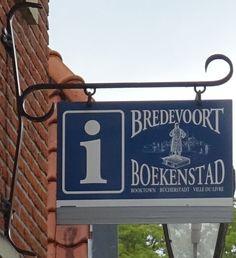 Bredevoort - Markt 8 - VVV Bredevoort boekenstad