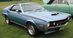 AMC AMX | 1970 AMC AMX Photo Gallery