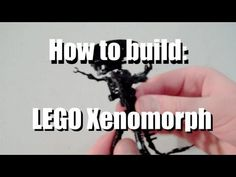 Video Game Stuff made out of LEGO: #8 Alien Xenomorph - YouTube