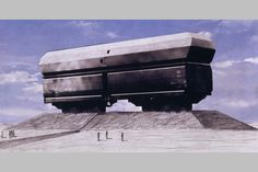 Monument for the Victims of the Holocaust / ART / Home - HANS HOLLEIN.COM