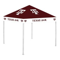 Texas A&M Aggies NCAA Ultimate Tailgate Canopy Replacement Top Only