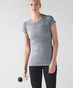swiftly tech short sleeve crew | women's short sleeve running tops | lululemon athletica