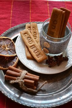 Glögg and gingerbread cookies. You can't have Christmas in Scandinavia without these!