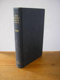Vintage biography lifestory The Danny Kaye Saga actor comedian Hollywood movie star Kurt Singer 1950s showbusiness HB book Walter Mitty by IrishBarnVintage on Etsy