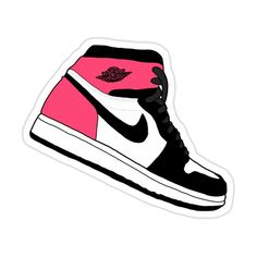 Anime Stickers, Cool Stickers, Printable Stickers, Disney Drawings, Cool Drawings, Bo Jackson Shoes, Just Jordan 33, Preppy Stickers, Homemade Stickers