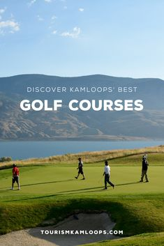 Whether you are a par three type of golfer or a golf and country club member, Kamloops has a course that is sure to challenge you and your handicap! Best Golf Courses, The Dunes, Golfers, Green Grass, Dress Code, British Columbia, Tourism, Paradise, Warm