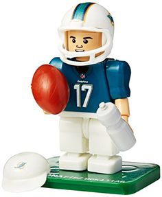 NFL Miami Dolphins Ryan Tannehill Gen 2 Mini Figure Small >>> Click image to review more details.
