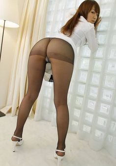 Asian Pantyhose Fetish At 13