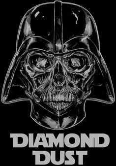 DIAMOND DUST by Rafal Wechterowicz, via Behance