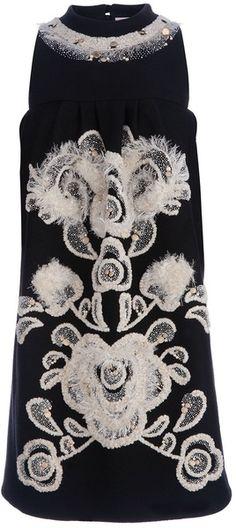 Matthew Williamson Embellished Dress   House of Beccaria#