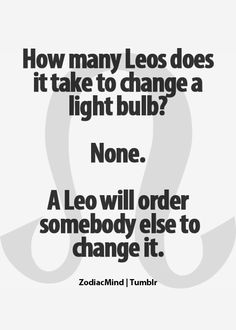 This is funny because it's true. I have a light that's out and I'm waiting for someone to change.