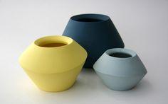 Spinner Bowls by Romi Ceramics