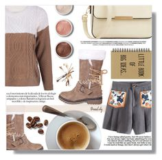 """""""coffee break"""" by fashion-pol ❤ liked on Polyvore featuring Terre Mère"""