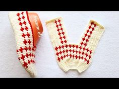 Tunus işi patik 5 şiş görünümlü yapılışı bastan sona sesli anlatım/Tunus işi patik modelleri/patik - YouTube Crochet Socks, Knitted Slippers, Teachers Pet, Tunisian Crochet, Baby Knitting Patterns, Lana, Needlework, Make It Yourself, Istanbul