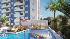 #Bessa, apartamentos com 3 quartos, posição nascente! Ou 2 quartos com uma suíte nas posições norte ou sul.