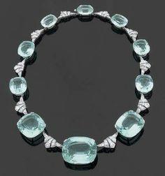 Art Deco Necklace ca.1925