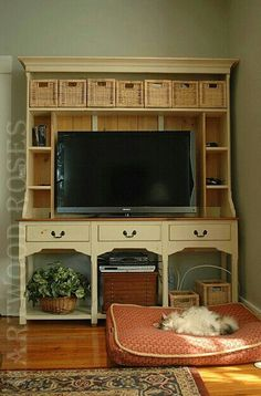 1000 Images About Repurposing Hutch For Entryway