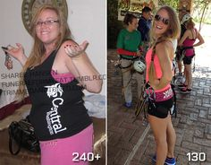 20 Amazing Weight Loss Transformations Losing Over 100 Pounds!
