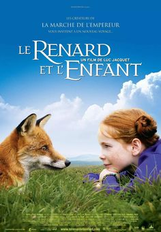Several years ago, my daughters and I watched a beautiful movie called The Child and The Fox, a 2007 French film directed by 2007 Luc Jacquet. Narrated by Kate Winslet, it's a story about a… Kate Winslet, March Of The Penguins, Children's Films, Comedy Movies, Horror Films, Movie To Watch List, Film Watch, 10 Year Old Girl, French Movies