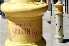 Troupe de Eglantine by Henri de Toulouse-Lautrec/ Public Arts in the streets of Winchester.