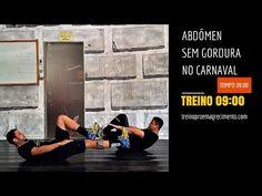 8 Exercícios para DEFINIR o abdômen rápido - Perder Barriga - AFINAR e Definir Cintura, EM 9 MINUTOS - YouTube