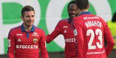 CSKA'nın bileği bükülmüyor!