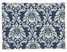 Reversible Placemats Set Of 6 Cotton 13 X 19 Inch Table Decor Washable #ShalinIndia