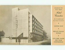 Unused 1950 S Camden Hotel Ar Hq0211