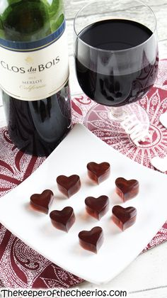Red Wine Gummy Hearts - The Keeper of the Cheerios Happy Valentine Day HAPPY VALENTINE DAY | IN.PINTEREST.COM WALLPAPER EDUCRATSWEB