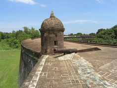 Omoa Fortress, San Pedro Sula, Honduras