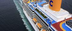 Costa Deliziosa salva 8 persone nell'Atlantico » Pazzo per il Mare