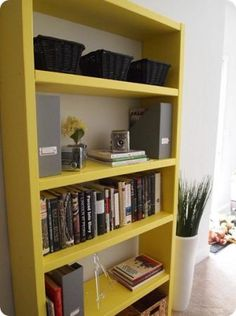 http://ana-white.com/2011/08/my-ikea-lack-inspired-bookshelf - only about $30 materials! big and cheap and no particle board!