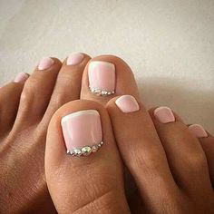 #toes #pink