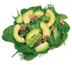 avocado Vegan Gluten Free, Vegan Vegetarian, Walnut Salad, Avocado, Recipes, Lawyer, Recipies, Ripped Recipes, Cooking Recipes