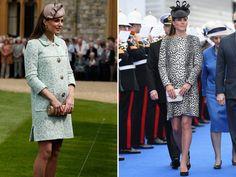 Kate Middleton está prestes a dar à luz! E já que a Duquesa de Cambridge não fará mais aparições, fizemos uma seleção de seus últimos looks de grávida. Uma