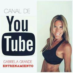ya puedes encontrar todos los vídeos de❄ ENTRENAMOS INVIERNO❄ en mi canal de YouTube ➡ Gabriela Grande ENTRENAMIENTO