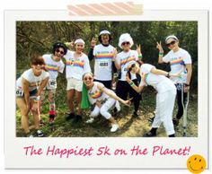 #colorrun #holi #running #colorful #life #happy 『The Color Run™』in相模湖、走って来ました!!@April Cochran-Smith 12th,2014