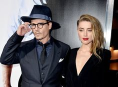 Click here to read about why we love Amber Heard and Johnny Depp, and think that they are just the weird, hot, queer couple Hollywood needs.
