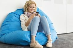 Creating your own bean bag chairs gives you the option of choosing the fabrics you love and creating unique looks for your home.