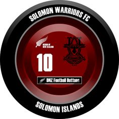 DNZ Football Buttons: Solomon Warriors FC